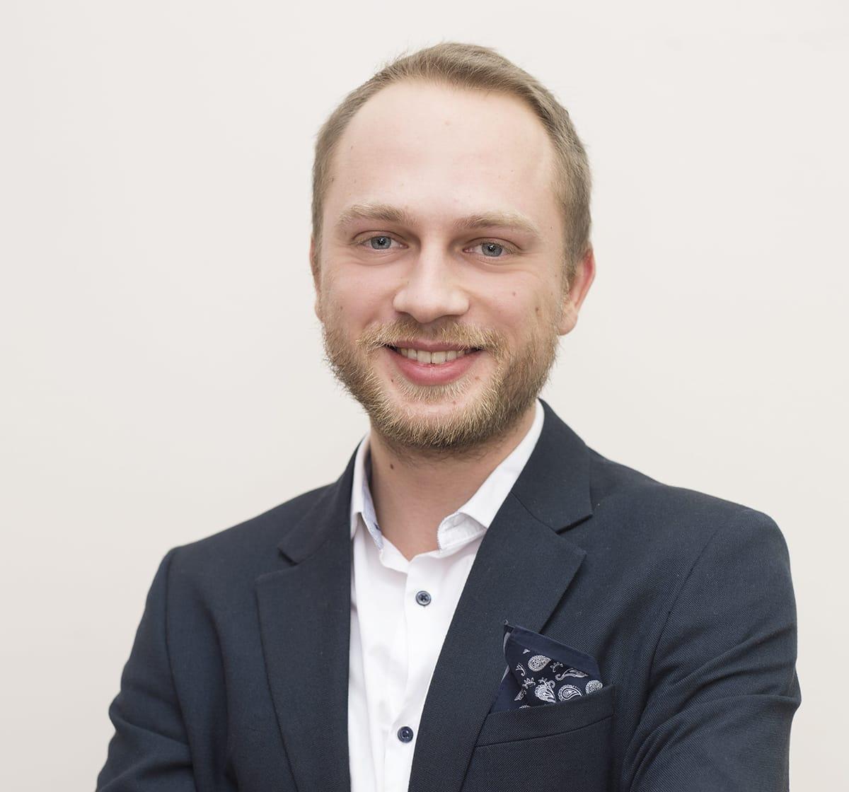 Michał Szczeciński zdjęcie